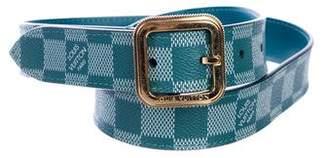 Louis Vuitton Damier Couleurs Tresor Belt