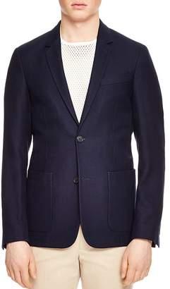 Sandro Blazer Slim Fit Sport Coat
