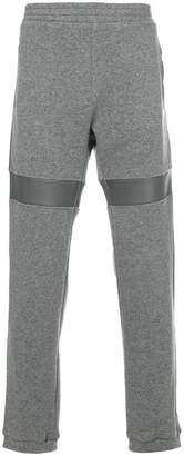 Gosha Rubchinskiy stripe panel track pants