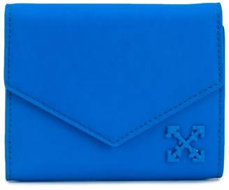 Off-White envelope arrow logo wallet