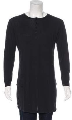 Skingraft Henley T-Shirt