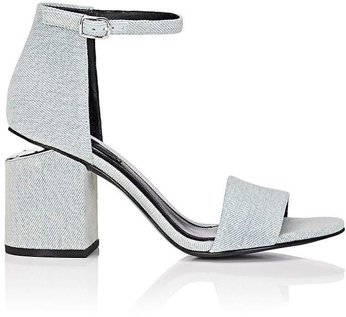 Alexander Wang Women's Abby Denim Sandals