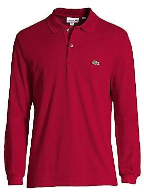 ca2a0ae6d285 Lacoste Men s Longsleeve Shirts - ShopStyle