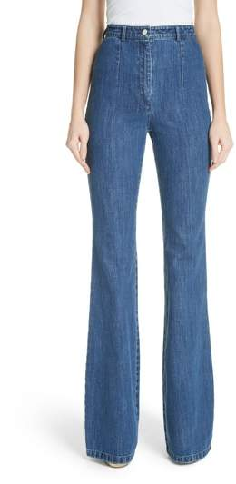 Flare Trouser Jeans