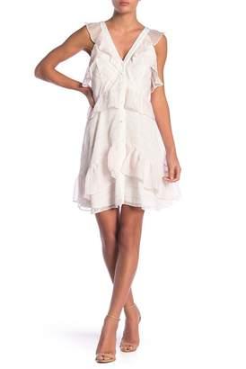 Adelyn Rae Winona Ruffle Stripe Dress