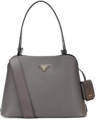 Prada Matinee Small leather shoulder bag