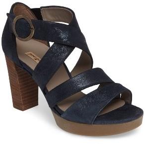 Women's Paul Green Nia Platform Sandal $329 thestylecure.com