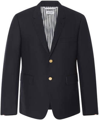 Thom Browne Single-Breasted Wool Twill Sport Coat