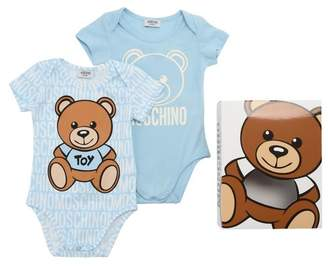 Moschino OFFICIAL STORE Onesie set