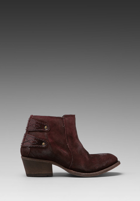 Hudson H by Rosse Calf Bootie