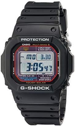Casio G-Shock GWM5610-1 Men's Solar Black Resin Sport Watch