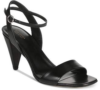 Via Spiga Women's Ria Cone Heel Strappy Sandals
