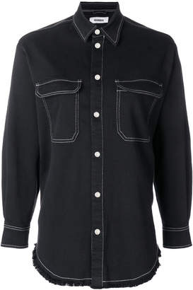 Marios lightweight buttoned jacket