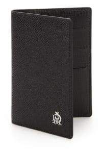 Dunhill Bourdon Leather Business Card Case