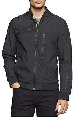 Calvin Klein Men's Utility Jacket