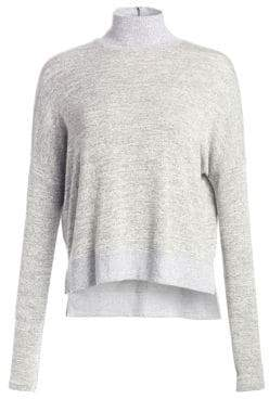 Rag & Bone Bowery Heathered Turtleneck Sweater