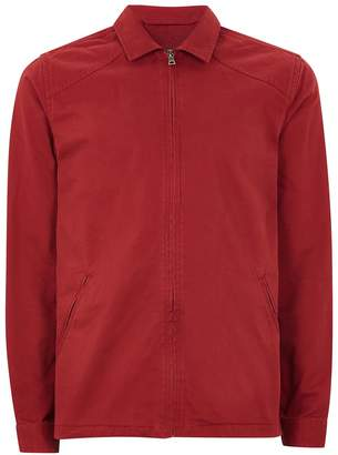 Topman Classic Red Overshirt
