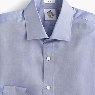 J.Crew Thomas Mason® for two-ply dress shirt in royal oxford cotton