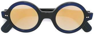 Cutler & Gross round framed sunglasses