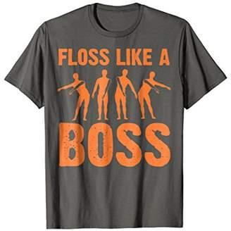 Möve Floss Like A Boss Shirt | Cool Newest Dance Tee Gift