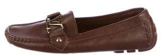 Louis Vuitton Initiales Driving Loafers