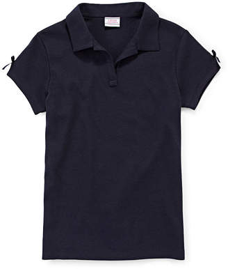Izod EXCLUSIVE Exclusive Short-Sleeve Polo - Girls 4-18 and Plus