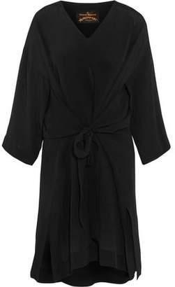 Vivienne Westwood Hope Crepe Mini Dress