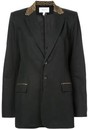 Current/Elliott oversized blazer