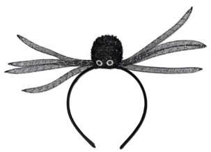 George Halloween 3D Spider Headband