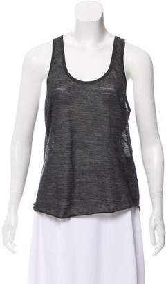 IRO Sleeveless Wool Top