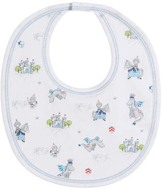 Kissy Kissy King of the Castle Pima Bib