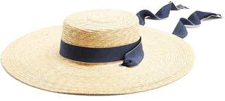 FILÙ HATS Venezia wide-brimmed straw hat