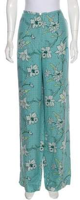Tommy Bahama Silk Wide-Leg Pants