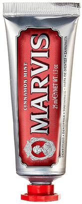 Marvis Travel Cinnamon Mint.