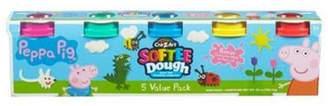 Peppa Pig Softee Dough - 5 Tub Dough Pack