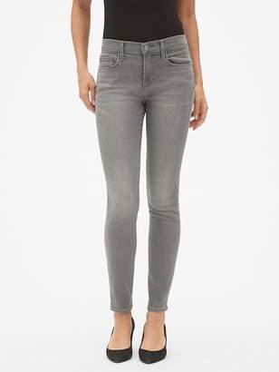 Gap Mid Rise True Skinny Jeans in Infinity Stretch