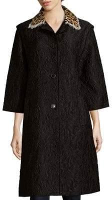 Maison Margiela Textured Coat