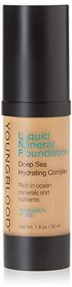 Young Blood Youngblood Liquid Mineral Foundation, Caribbean, 1 Ounce by Youngblood