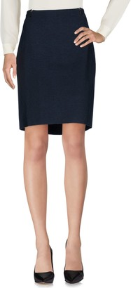 Elie Tahari Knee length skirts - Item 35343495RT