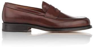 Franceschetti Men's Apron Toe Penny Loafer