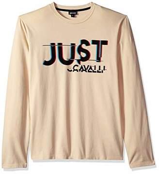 Just Cavalli Men's Graphic tee