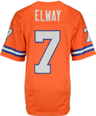 Mitchell & Ness Men's John Elway Denver Broncos Replica Throwback Jersey