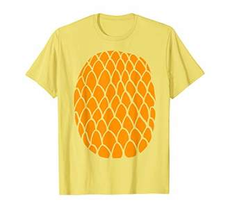 Pineapple Halloween Party Simple Easy Last Minute Costume T-Shirt
