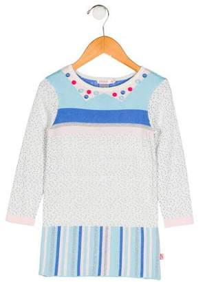 Billieblush Girls' Patterned Knit Dress w/ Tags