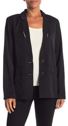 Lush Split Detailed Blazer
