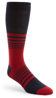 Ted Baker Striped Socks