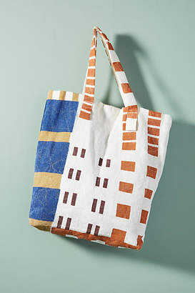 Epice Eliza Striped Tote Bag
