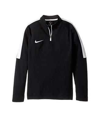 Nike Dry Soccer Drill Top (Little Kids/Big Kids)