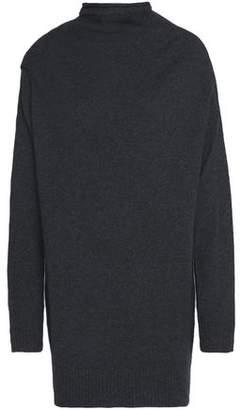 Michelle Mason Draped Wool Yak And Cashmere-Blend Sweater