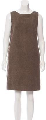 Fendi Wool Shift Dress